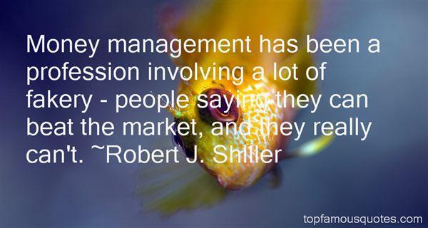 Robert J. Shiller Quotes