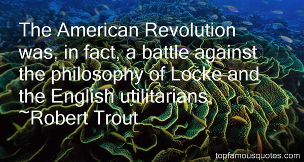 Robert Trout Quotes