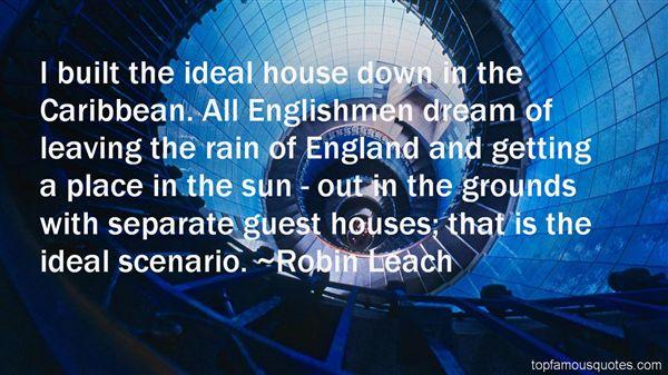Robin Leach Quotes