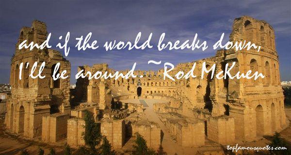 Rod McKuen Quotes