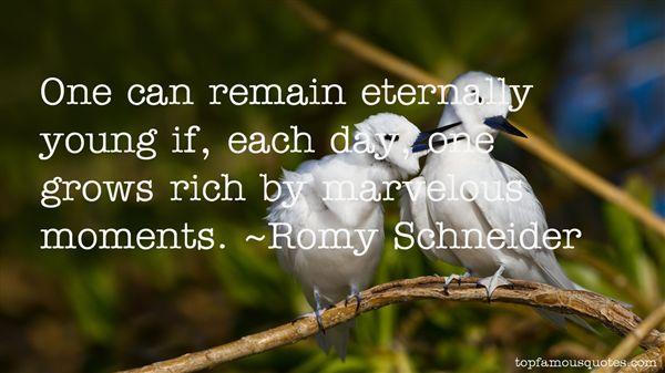 Romy Schneider Quotes