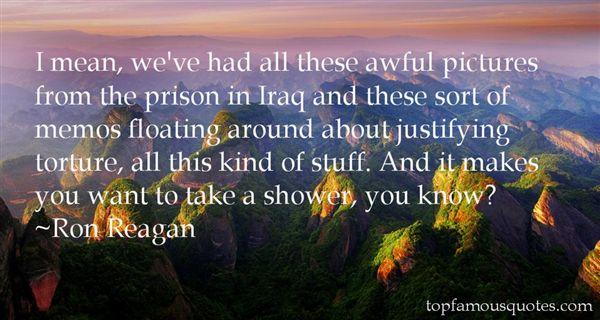 Ron Reagan Quotes