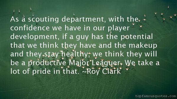 Roy Clark Quotes