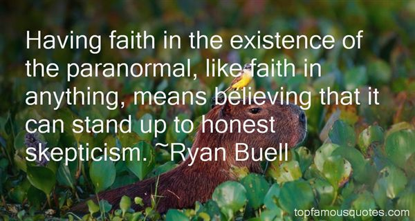Ryan Buell Quotes