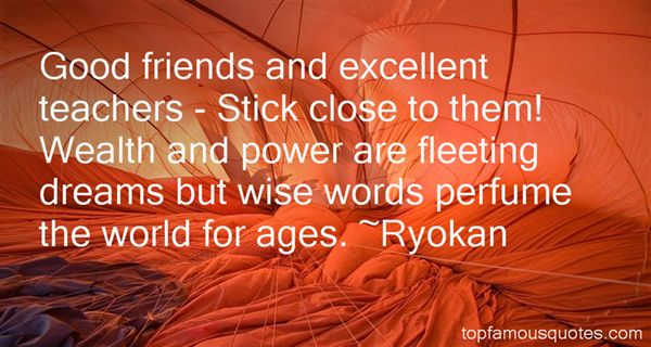 Ryokan Quotes