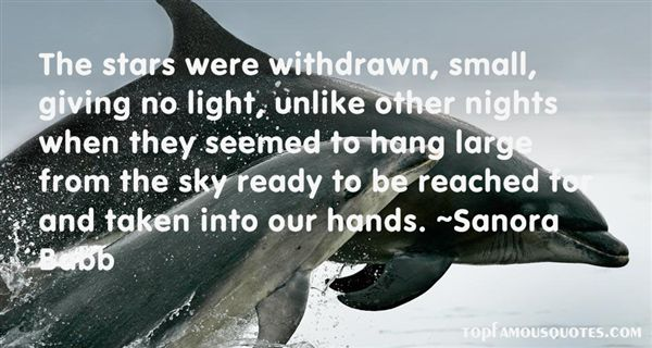 Sanora Babb Quotes