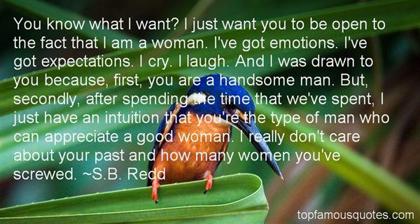 S.B. Redd Quotes