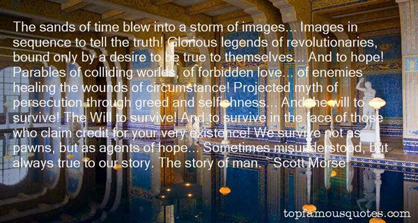 Scott Morse Quotes