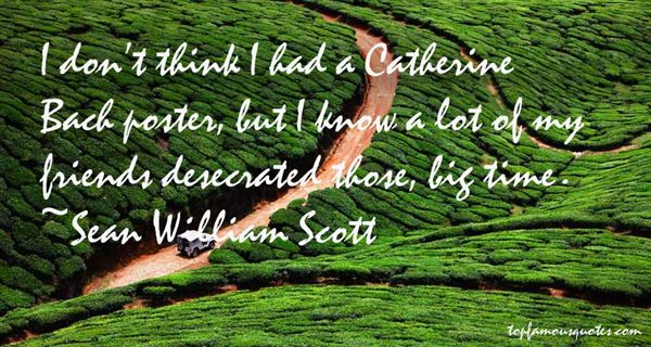 Sean William Scott Quotes