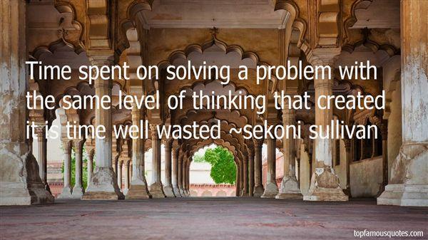 Sekoni Sullivan Quotes