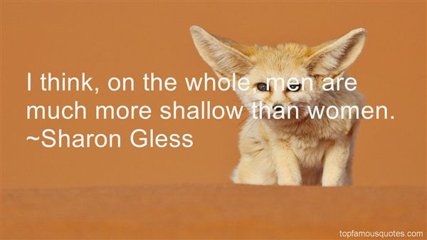Sharon Gless Quotes