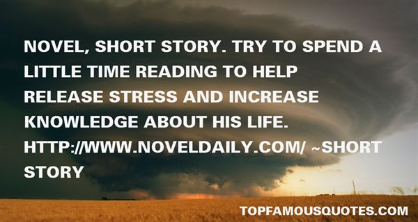 Short Story Quotes