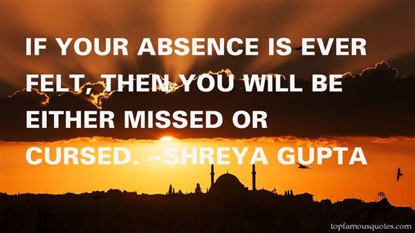 Shreya Gupta Quotes