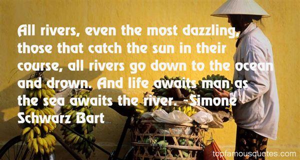 Simone Schwarz Bart Quotes
