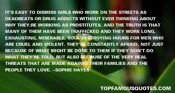 Sophie Hayes Quotes