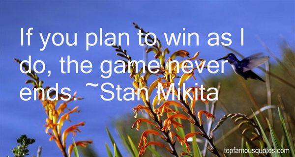 Stan Mikita Quotes