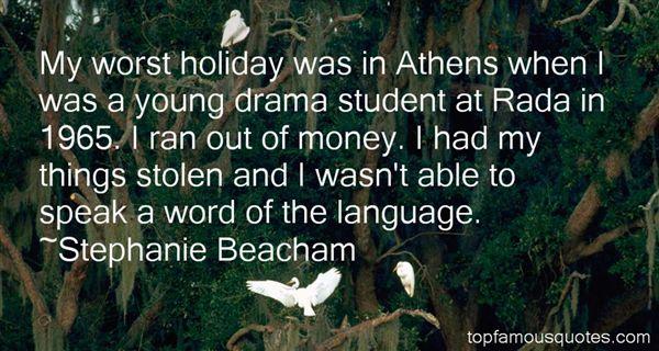 Stephanie Beacham Quotes