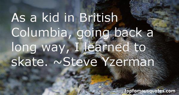 Steve Yzerman Quotes