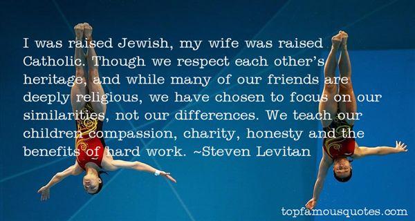 Steven Levitan Quotes