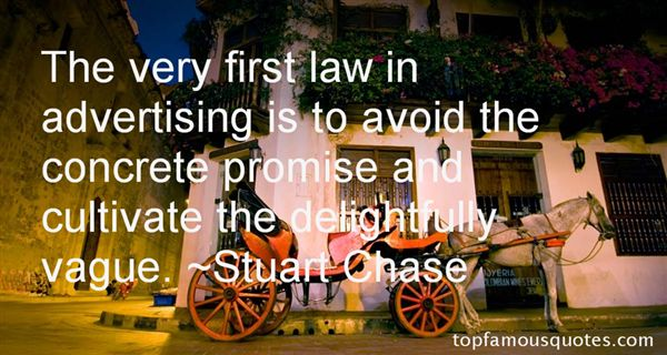 Stuart Chase Quotes