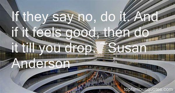Susan Anderson Quotes