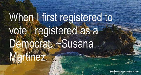 Susana Martinez Quotes