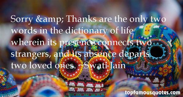 Swati Jain Quotes