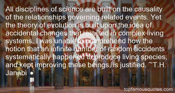 T.H. Janabi Quotes