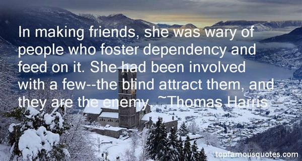 Thomas Harris Quotes