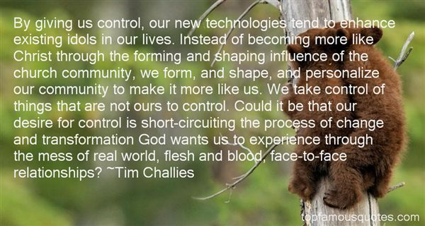 Tim Challies Quotes