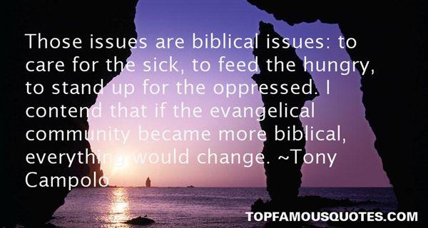 Tony Campolo Quotes