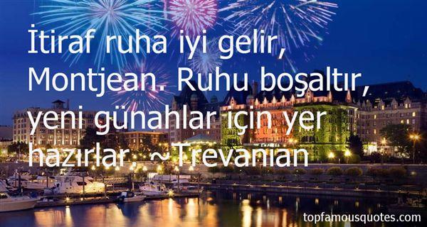 Trevanian Quotes