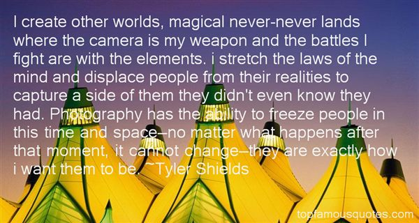 Tyler Shields Quotes