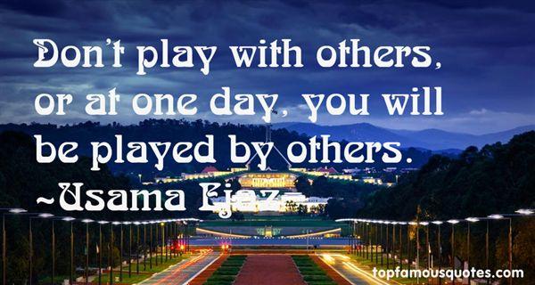 Usama Ejaz Quotes