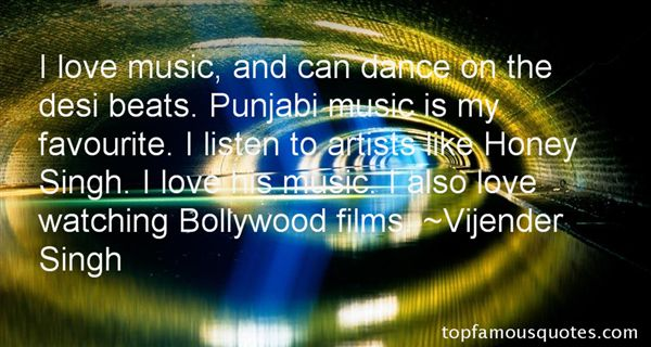 Vijender Singh Quotes