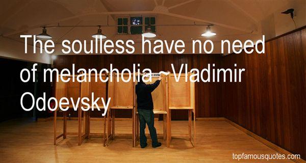 Vladimir Odoevsky Quotes