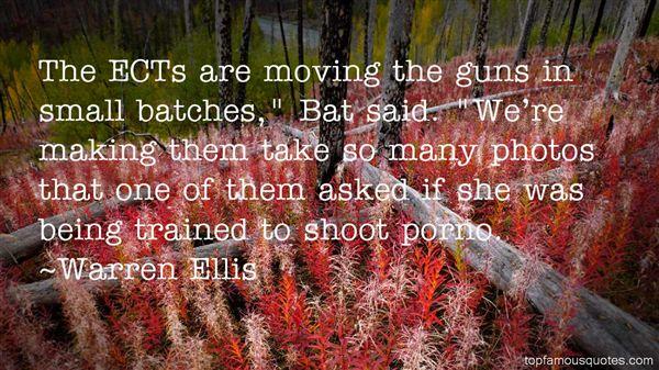 Warren Ellis Quotes