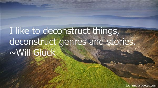 Will Gluck Quotes