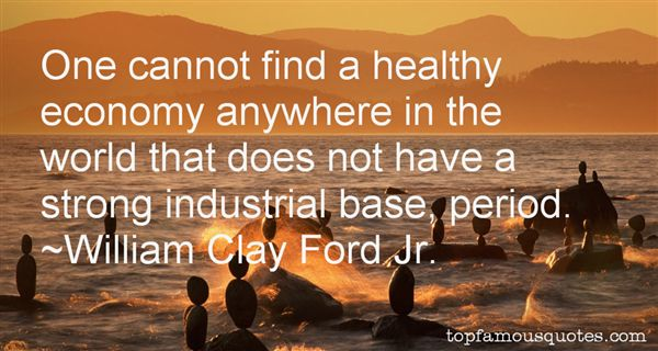 William Clay Ford Jr. Quotes