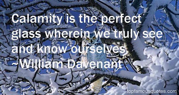 William Davenant Quotes