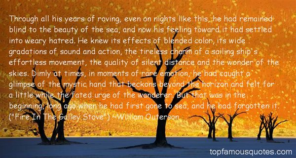 William Outerson Quotes