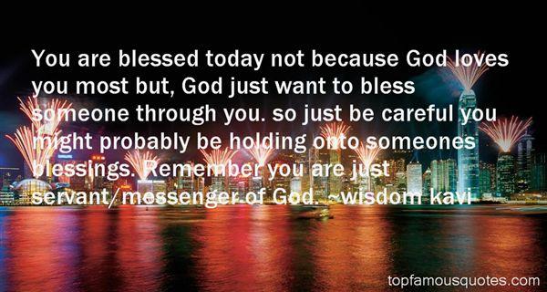 Wisdom Kavi Quotes