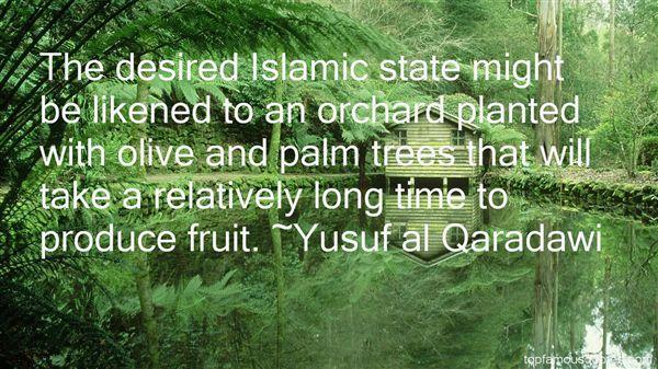Yusuf Al Qaradawi Quotes