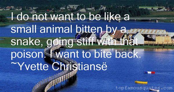 Yvette Christiansë Quotes