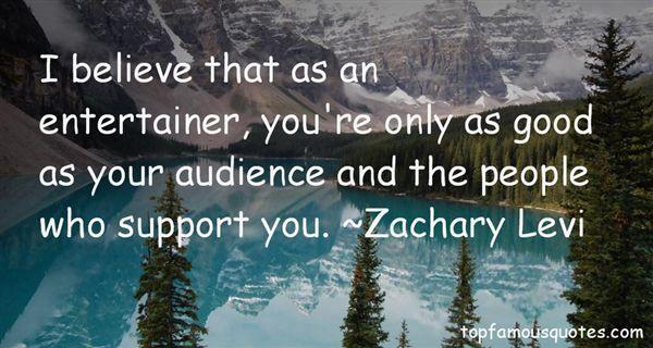 Zachary Levi Quotes