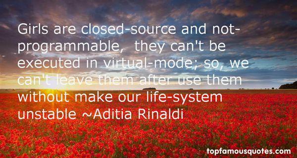 Aditia Rinaldi Quotes