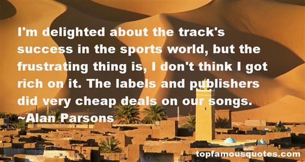 Alan Parsons Quotes