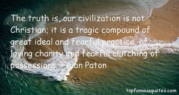 Alan Paton Quotes