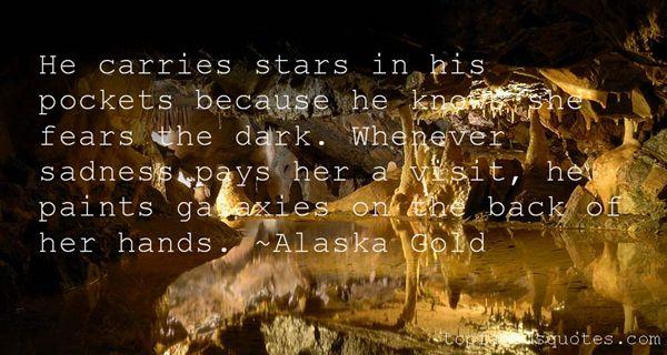 Alaska Gold Quotes