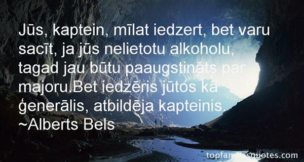 Alberts Bels Quotes